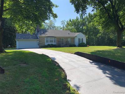 Southfield Single Family Home For Sale: 25140 Mulberry Drive
