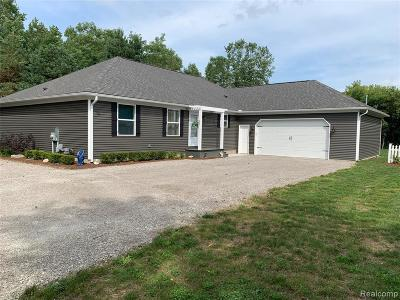 Single Family Home For Sale: 4539 Rochester Road