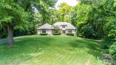 Single Family Home For Sale: 3621 Winding Pine Drive