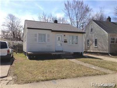 Warren Single Family Home For Sale: 11320 Sherman Avenue