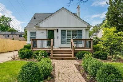 Birmingham Single Family Home For Sale: 1966 Croft Road