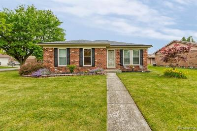 Woodhaven Single Family Home For Sale: 19274 Lancaster Court