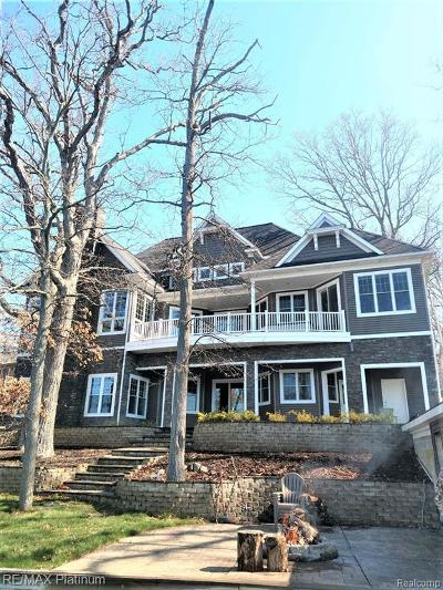 Single Family Home For Sale: 16479 Belfast Drive