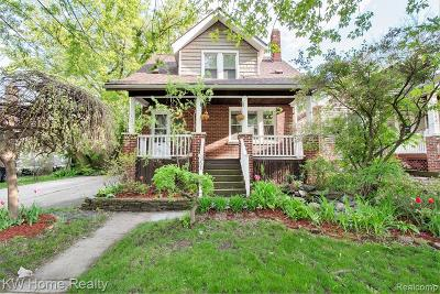 Ferndale Single Family Home For Sale: 302 Vester St