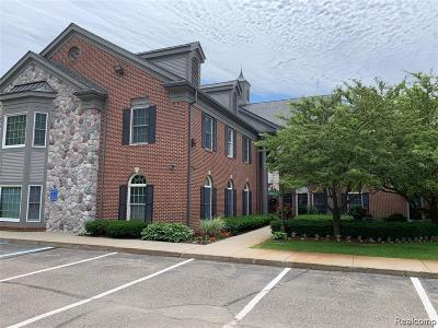 Independence Twp Commercial Lease For Lease: 8040 Ortonville Rd Road #C