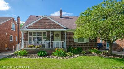 Southgate Single Family Home For Sale: 13527 Phelps Street