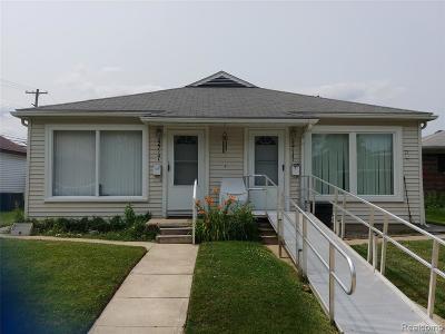 Rockwood Multi Family Home For Sale: 32714 Elm Street