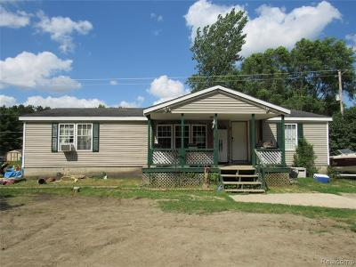 Single Family Home For Sale: 1120 Petts Road