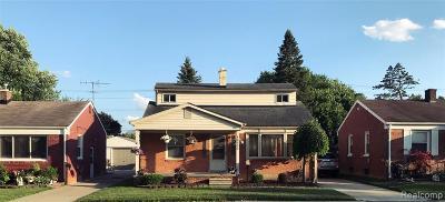 Fraser Single Family Home For Sale: 16532 Rosemary