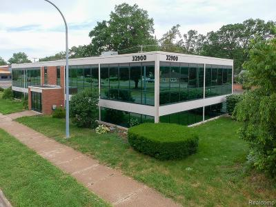 Livonia Commercial For Sale: 32900 5 Mile Road