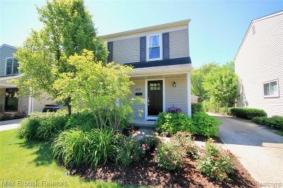 Beverly Hills Vlg Single Family Home For Sale: 16321 Birwood Avenue