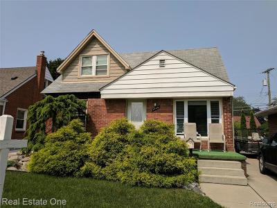Wyandotte Single Family Home For Sale: 1448 11th Street