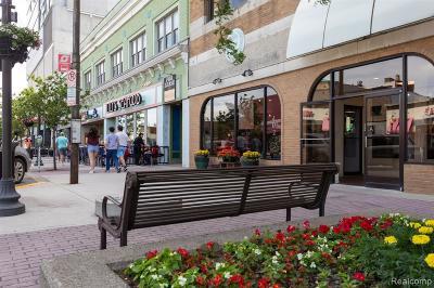 Royal Oak Condo/Townhouse For Sale: 432 S Washington Avenue #803