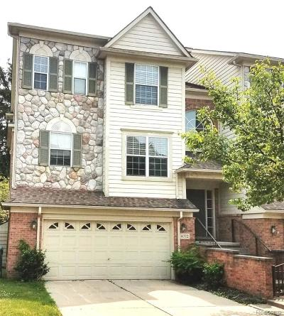 Dearborn Condo/Townhouse For Sale: 4772 Maddie Lane