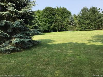 Residential Lots & Land For Sale: Falling Leaf Drive