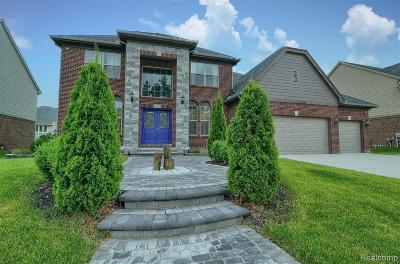 Troy Single Family Home For Sale: 2167 Chaps