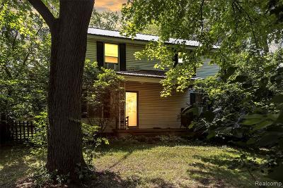 Single Family Home For Sale: 2300 Kane Road