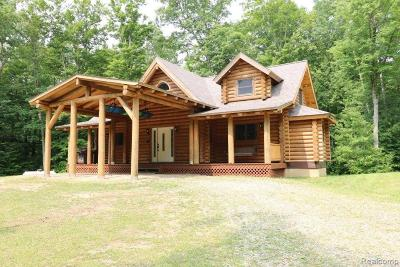 Single Family Home For Sale: 6293 Fish Lake Road