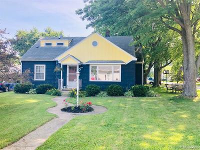 Monroe County Single Family Home For Sale: 3268 Seminole Trail