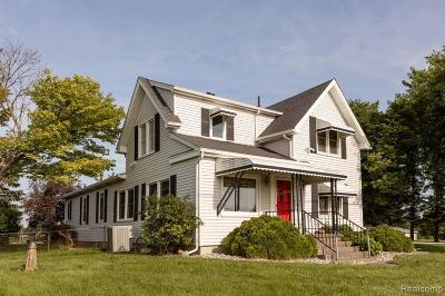 Single Family Home For Sale: 2054 S State Road