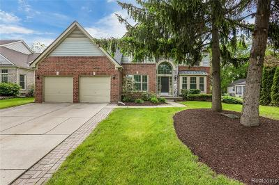 Troy Single Family Home For Sale: 2511 Brooklawn Road