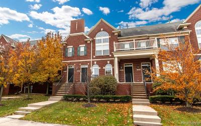 Troy Condo/Townhouse For Sale: 3046 Camden Drive