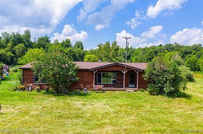 Single Family Home For Sale: 4947 Birch Ridge Lane