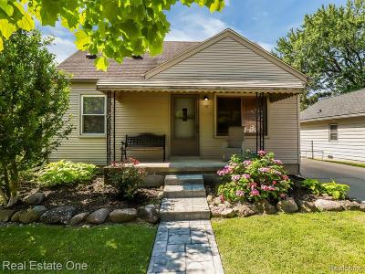 Ferndale Single Family Home For Sale: 524 Ardmore Drive