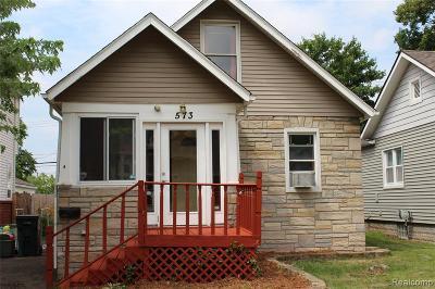 Ferndale Single Family Home For Sale: 573 E Oakridge Street