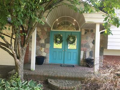 Waterford Twp Single Family Home For Sale: 3184 Angelus Drive