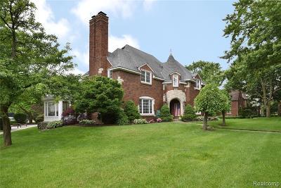 Royal Oak Single Family Home For Sale: 25415 York Road