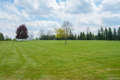 Washington Twp Residential Lots & Land For Sale: Quail Ridge