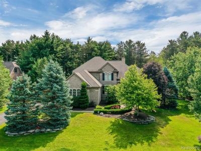 Single Family Home For Sale: 5397 Wyndam Lane
