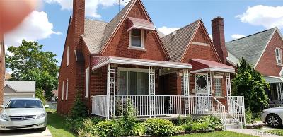 Dearborn Single Family Home For Sale: 7910 Freda Street