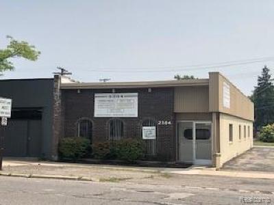 Royal Oak Commercial Lease For Lease: 2304 E 11 Mile Road