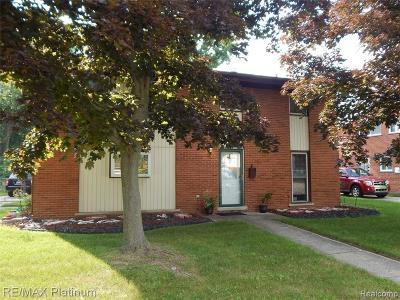 Livonia Single Family Home For Sale: 19225 Osmus Street