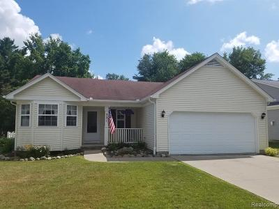 Single Family Home For Sale: 221 School House Drive