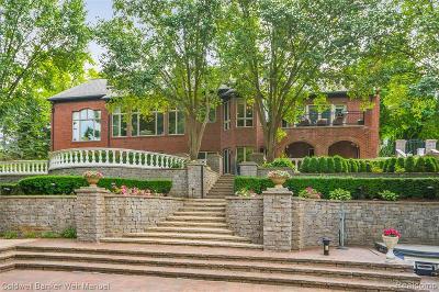 Macomb County, Oakland County, Wayne County Single Family Home For Sale: 7635 Fen Ridge