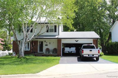Single Family Home For Sale: 925 Boston Boulevard