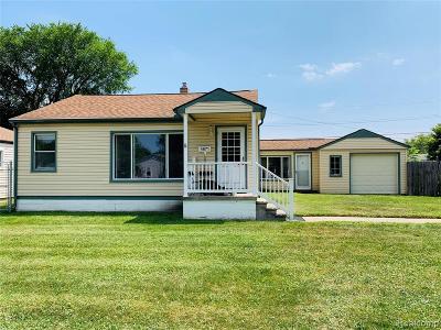 Dearborn Single Family Home For Sale: 4671 Merrick Street