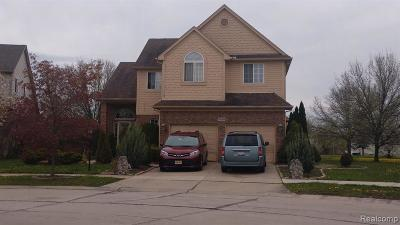 Brownstown Twp MI Single Family Home For Sale: $235,000