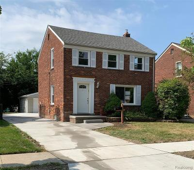 Southgate Single Family Home For Sale: 13243 Argyle Street