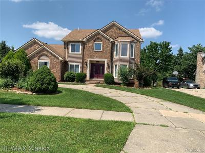 Troy Single Family Home For Sale: 944 Baldwin Drive