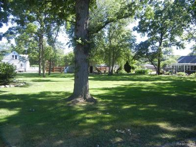 Grosse Ile, Gross Ile, Grosse Ile Twp Residential Lots & Land For Sale: Vacant Church