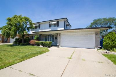 Warren Single Family Home For Sale: 11487 Irene Avenue