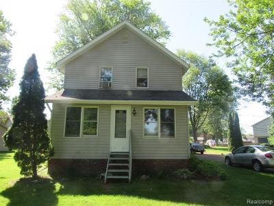 Harrison Twp MI Multi Family Home For Sale: $144,900
