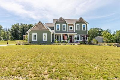 Single Family Home For Sale: 5571 Gem Drive