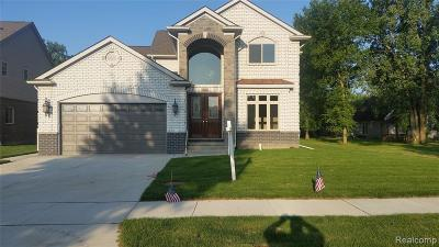 Sterling Heights Single Family Home For Sale: 39208 Ajanta Court