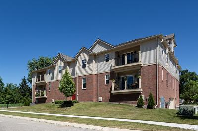 Shelby Twp MI Condo/Townhouse For Sale: $259,900