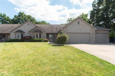Single Family Home For Sale: 5290 Wyndemere Common Square